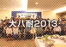 大八耐2013
